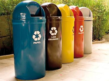 Segregacja śmieci w Szwecji...