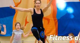 Fitness dla dzieci w MOSIR