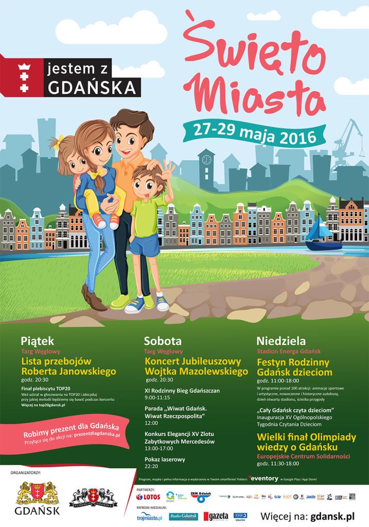 Urzad Miasta Gdansk Plakat 100x70cm 10-05 prev3