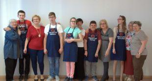Spotkanie integracyjne społeczność lokalnej w Caffe Aktywni