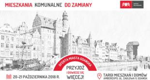 Gdańskie Nieruchomości na Targach ,,Nowy Dom Nowe Mieszkanie''