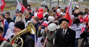 Fotorelacja z siedleckiej Parady Niepodległości