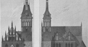 Ulica Kościelna bez kościoła