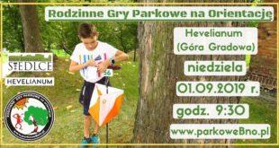 Rodzinne Gry Parkowe na Orientację w Hevelianum
