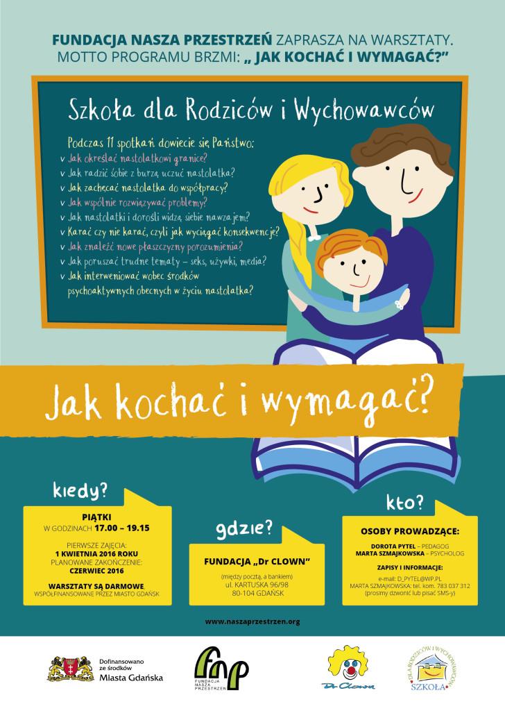 plakat_szkola_dla _rodzicow2016