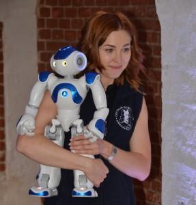 robot-ping
